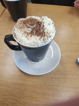 "Devoran, UK: ""Hot"" Chocolate"