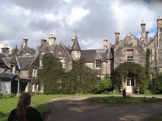 Kilchrenan, UK: Front entrance