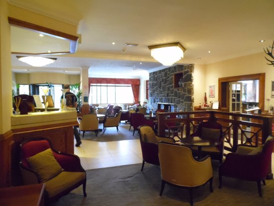 Cabarfeidh Hotel: reception