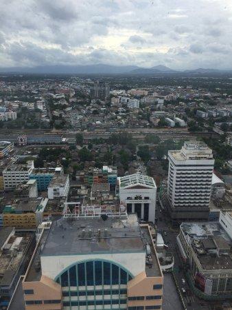 view from hotel restaurant - Top Floor