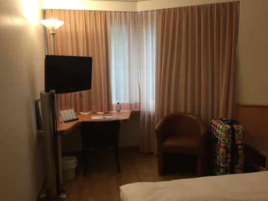 Hotel Welcome Inn : Tolles Zimmer