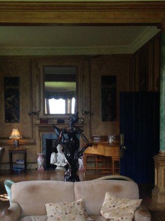 Kilchrenan, UK: Grand sitting room