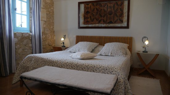 Naussannes, France: Chambre Tahitienne