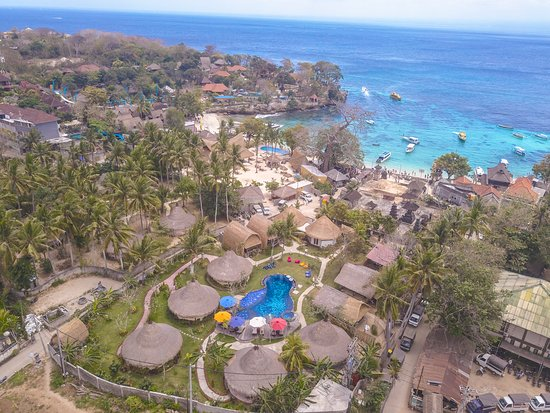 Sanghyang Bay Villas  Nusa Lembongan  Indon U00e9sie