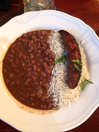 Smithville, MO: Red Beans and Rice