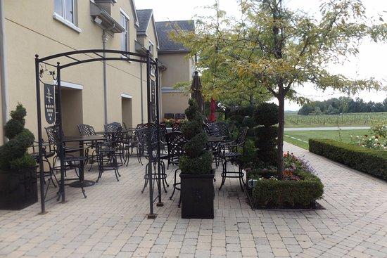 Winery Restaurant London Ontario