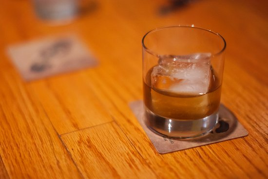 Zelienople, PA: Signature Old Fashioned