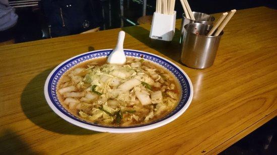 Tenri, Japan: 彩華ラーメン 屋台