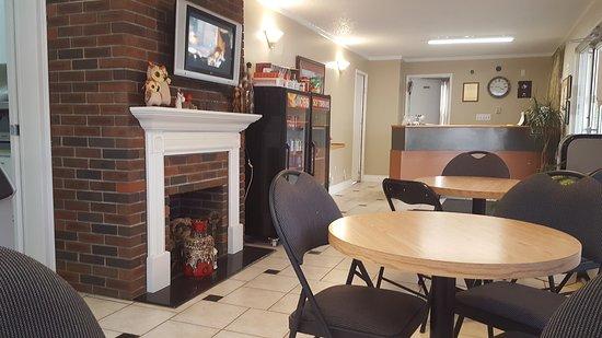 แอทาแบสคา, แคนาดา: Athabasca Lodge Motel