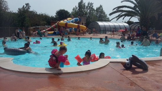 Camping les huttes france charente maritime poitou for Camping poitou charente piscine
