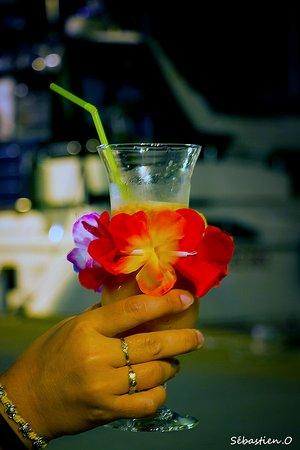 """Cook's Café : Cocktail de fruits frais : """"Maé"""""""