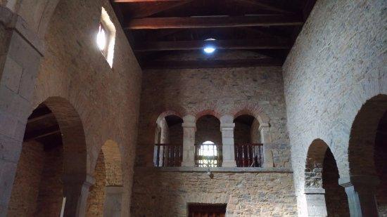 Iglesia de San Juan: Visya interior