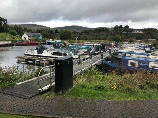 Kilsyth, UK: The Boathouse Pub