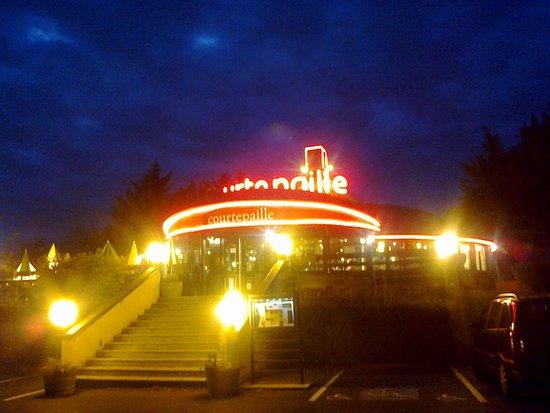 Goussainville, Francia: Courtepaille