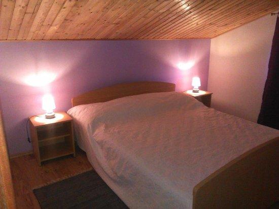 Rovinjsko Selo, Chorwacja: Bed room mansarded studios (2nd floor)