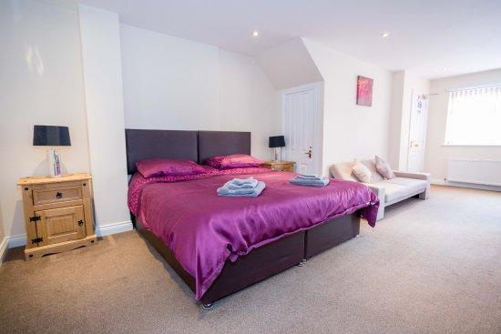 Lowick, UK: Room 5