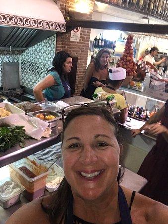 Delicatessen : Cooking Class - gnocchi, meatballs, eggplant parm, pizza fritte