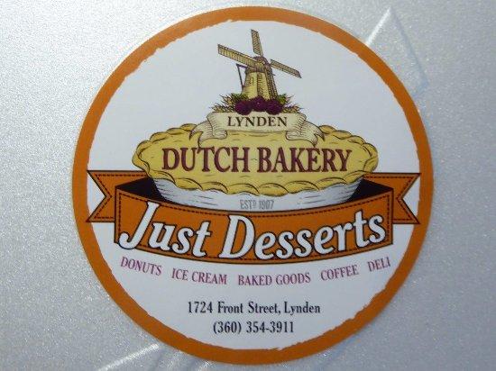 Lynden, วอชิงตัน: Just Desserts 3