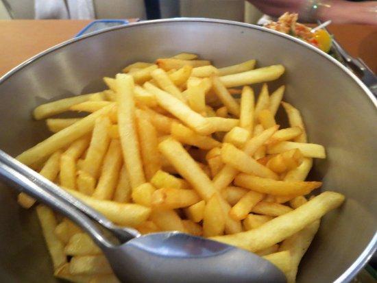 Ichtegem, بلجيكا: Lekkere frietjes !