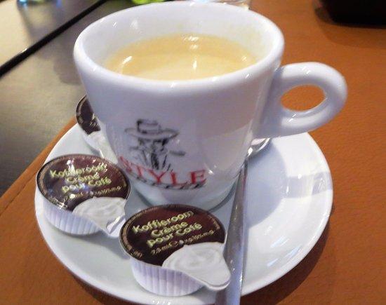 Ichtegem, Belgien: Koffie