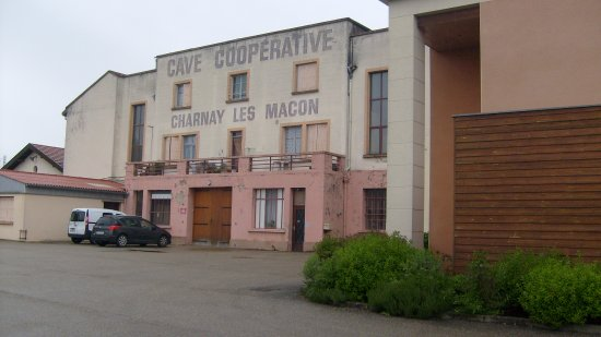 Charnay-les-Macon, ฝรั่งเศส: Cave de CHARNAY LES MACON