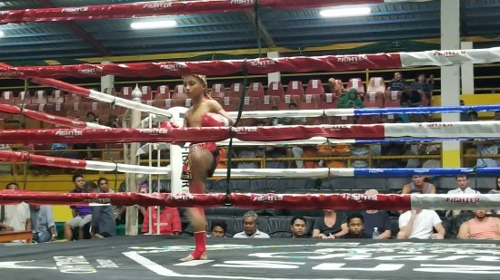 Ao Nang Krabi Thai Boxing Stadium: 20170908_213855_large.jpg