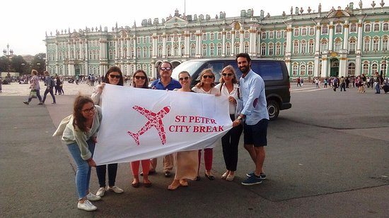 ‪City Break Tours St. Petersburg‬