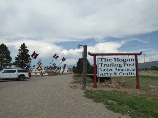The Hogan Trading Post