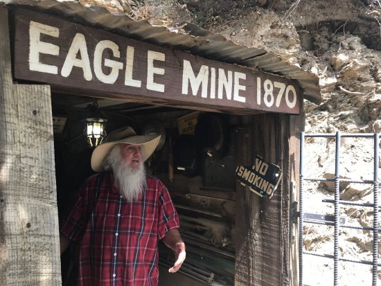 Eagle and High Peak Mine 사진