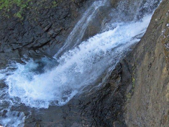 Рейкьявик, Исландия: Waterfall visited on ride