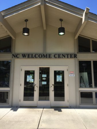 Rowland, NC: North Carolina Welcome Center