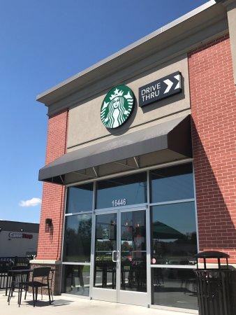 King George, VA: Starbucks!!