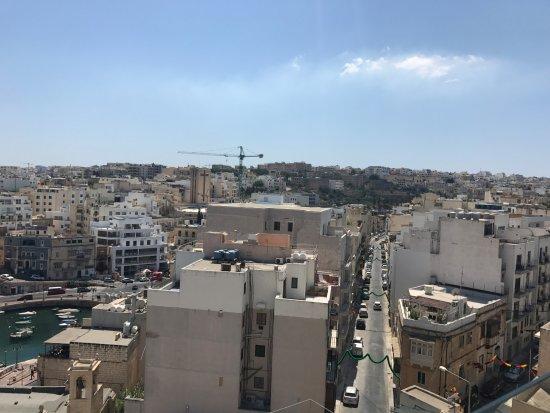 Argento Hotel: Vue du toit