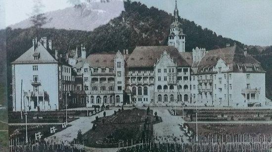 Lillafured, Ungern: photo de lh'ôtel dans les années 1930