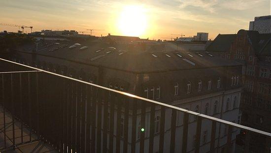 Leonardo Hotel Berlin Mitte: View from second room