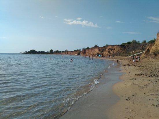 Zaton, Κροατία: sand beach