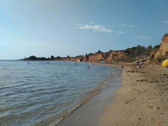 Zaton, Croatia: sand beach