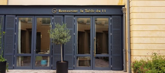 la table du 11 menu septembre 2017 picture of la table du 11 versailles tripadvisor. Black Bedroom Furniture Sets. Home Design Ideas