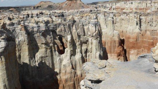 Coal Mine Canyon, AZ, USA