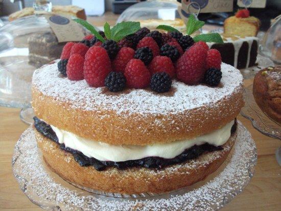 Ashurst, UK: Homemade cakes !