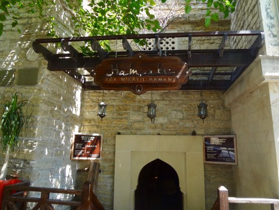 Aga Mikayil Bath House