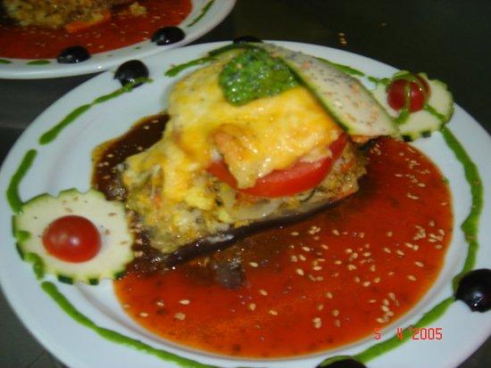 imagen El Estragon Vegetariano en Madrid