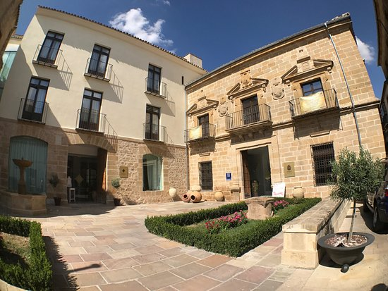 Hotel palacio de ubeda updated 2017 prices reviews - Hotel palacio de ubeda ...