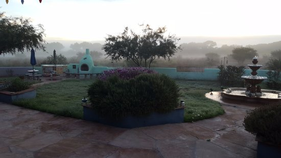 Saint David, AZ: Not as dry here as most think...Here's a Misty Morning.