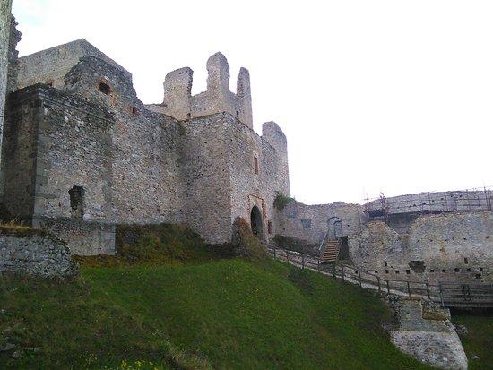 Susice, Czech Republic: pohled z prvního nádvoří