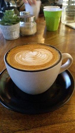 Drummoyne, Australia: gloria jean's caffees