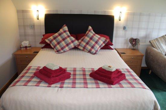 Invermoriston, UK: Very Very Comfortable