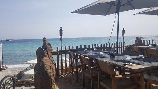 Restaurant Le Petit Chose Palombaggia