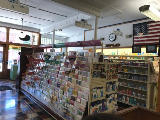 Buchanan, VA: Pharmacy side