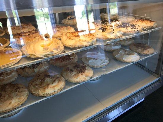 Staunton, VA: Pies case